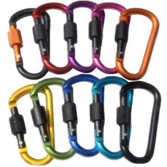 rainbow carabiners
