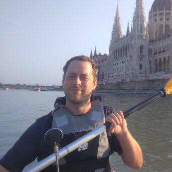 Boat Mirror Jonas Budapest
