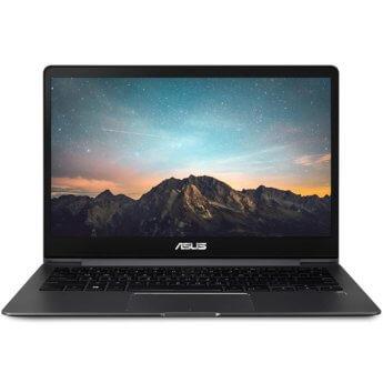asus zenbook laptop iris