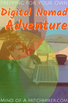 digital nomad gear pins pinterest laptop travel work location independent