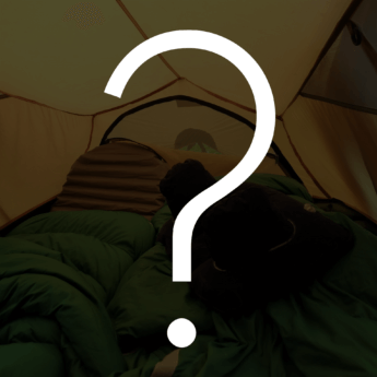 dream sleeping bag free camping please