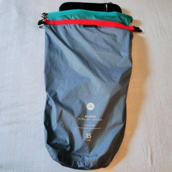 dry bags ultralight laptop size