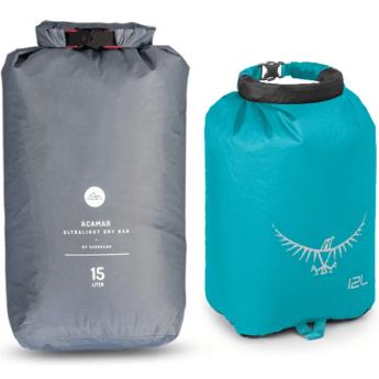 osprey nordkamm dry bags