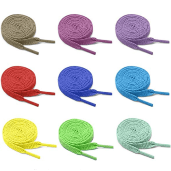 shoelaces amazon colorful pack