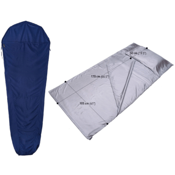 sleeping bag liners mummy rectangular free camping