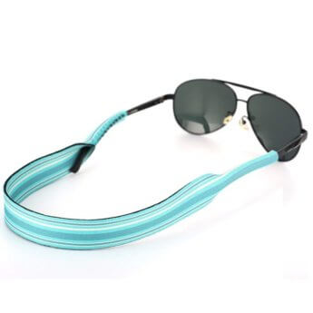 sunglasses with floating strap