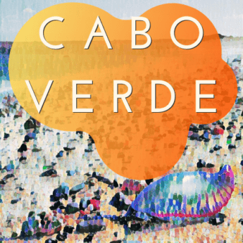 Cabo Verde Packing List watercolor