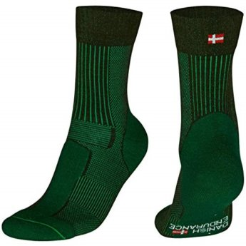 Hiking socks merino wool amazon green