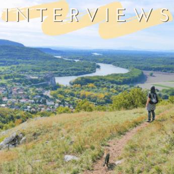 Interviews Mind of a Hitchhiker Devin Bratislava Slovakia press