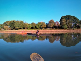 Kayaking Ping River Chiang Mai Round 2 - 1