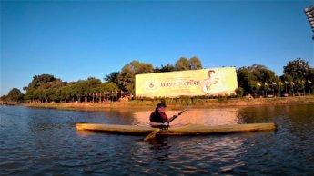 Kayaking Ping River Chiang Mai Round 2 - 4