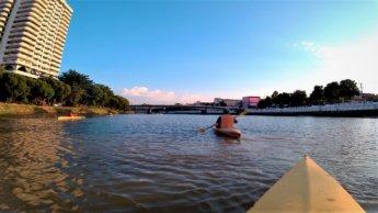 Kayaking Ping River Chiang Mai Round 2 - 5