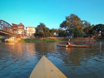 Kayaking Ping River Chiang Mai Round 2 - 6