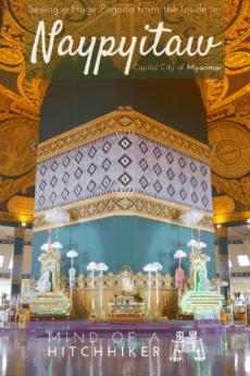 Myanmar's new and planned capital city Naypyitaw is unlike a city you've ever been to. #Myanmar #Naypyitaw #Naypyidaw #capitalcity #SoutheastAsia #motorcycle #motorbike #motorcycletravel #rentalbike #pagoda #uppatasanti #uppsatasantipagoda #Yangon #Mandalay #Bagan #Asia #hluttaw #embassy #plannedcity #cityplanning #Burma