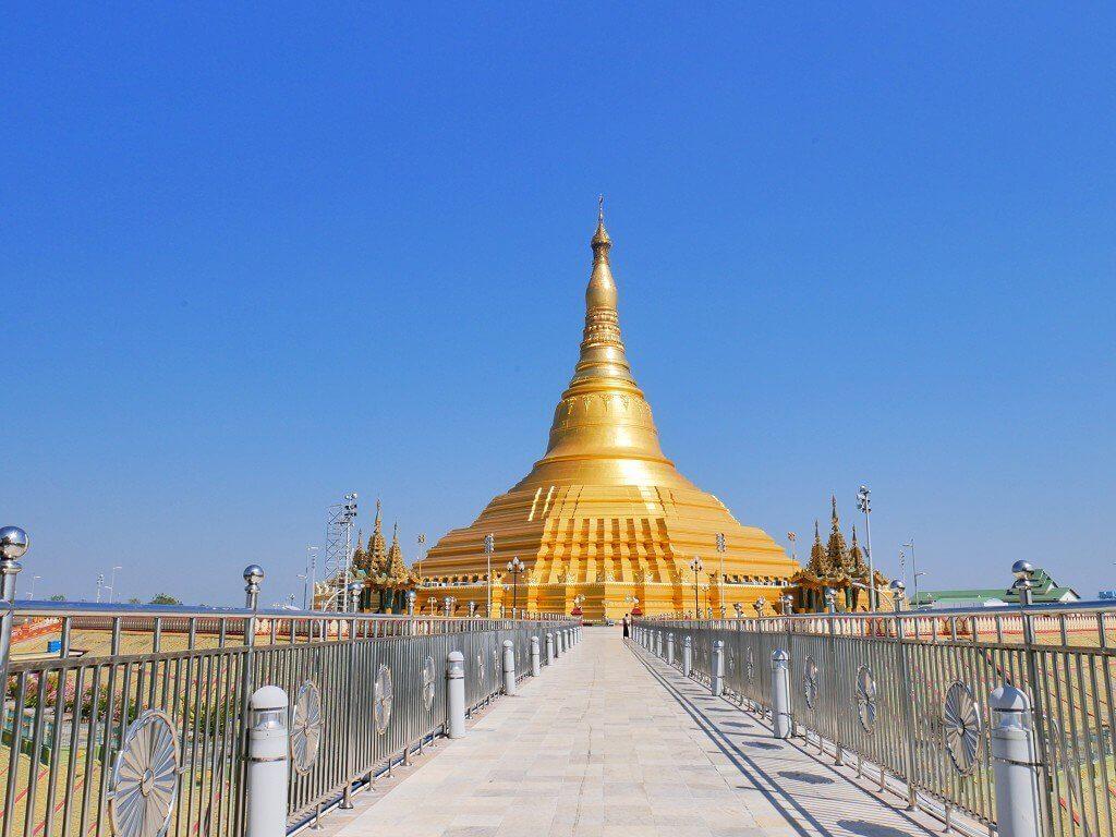 pagoda deck uppatasanti elevator