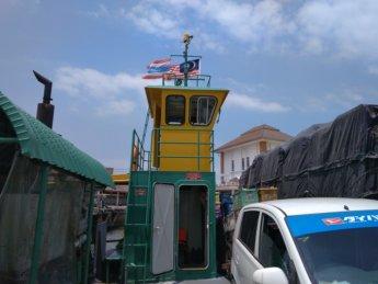 Hat Yai Thailand to Kota Bharu Malaysia via Tak Bai border crossing 14