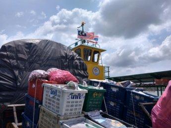 Hat Yai Thailand to Kota Bharu Malaysia via Tak Bai border crossing 16