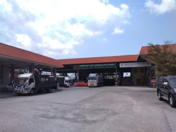 Hat Yai Thailand to Kota Bharu Malaysia via Tak Bai border crossing 24