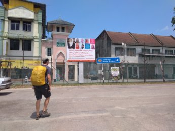 Hat Yai Thailand to Kota Bharu Malaysia via Tak Bai border crossing 25