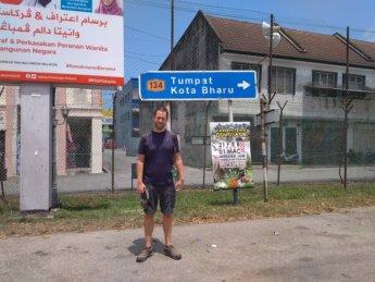 Hat Yai Thailand to Kota Bharu Malaysia via Tak Bai border crossing 26