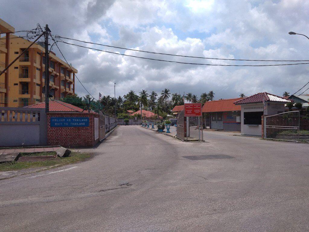 Hat Yai Thailand to Kota Bharu Malaysia via Tak Bai border crossing 28