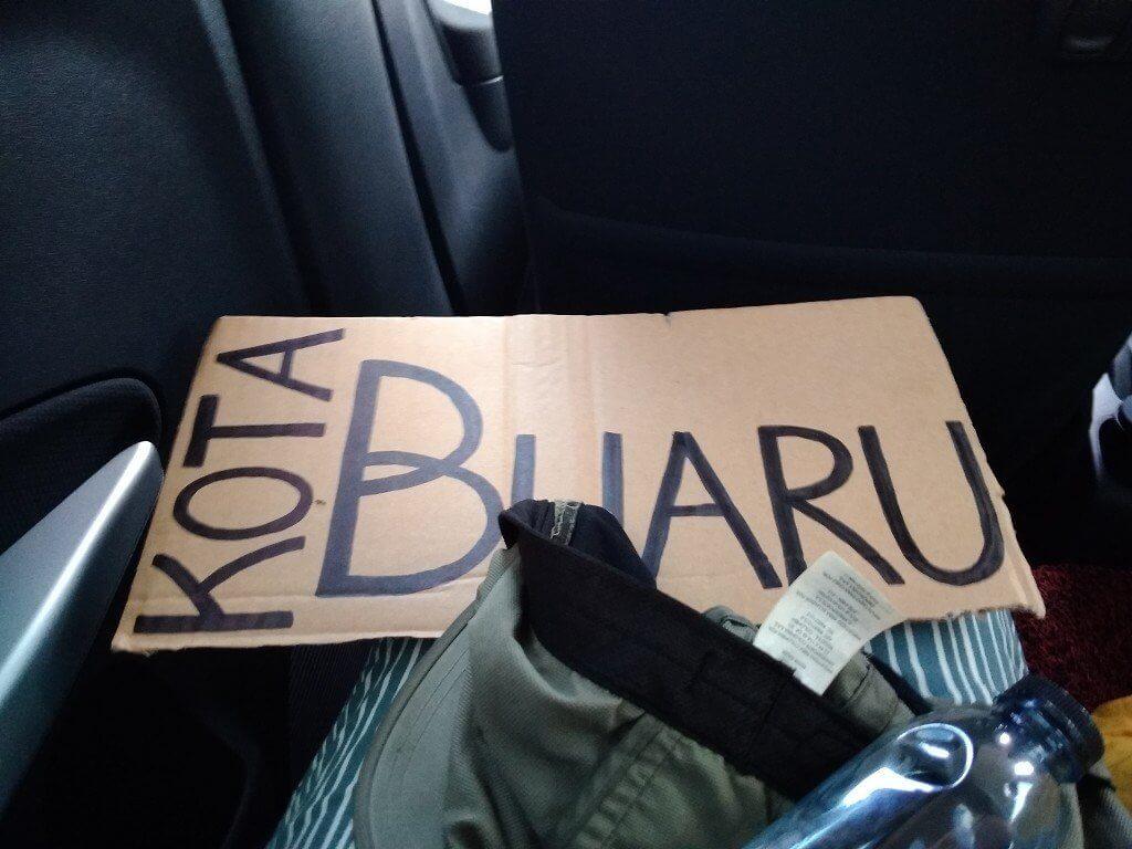 Hat Yai Thailand to Kota Bharu Malaysia via Tak Bai border crossing 30