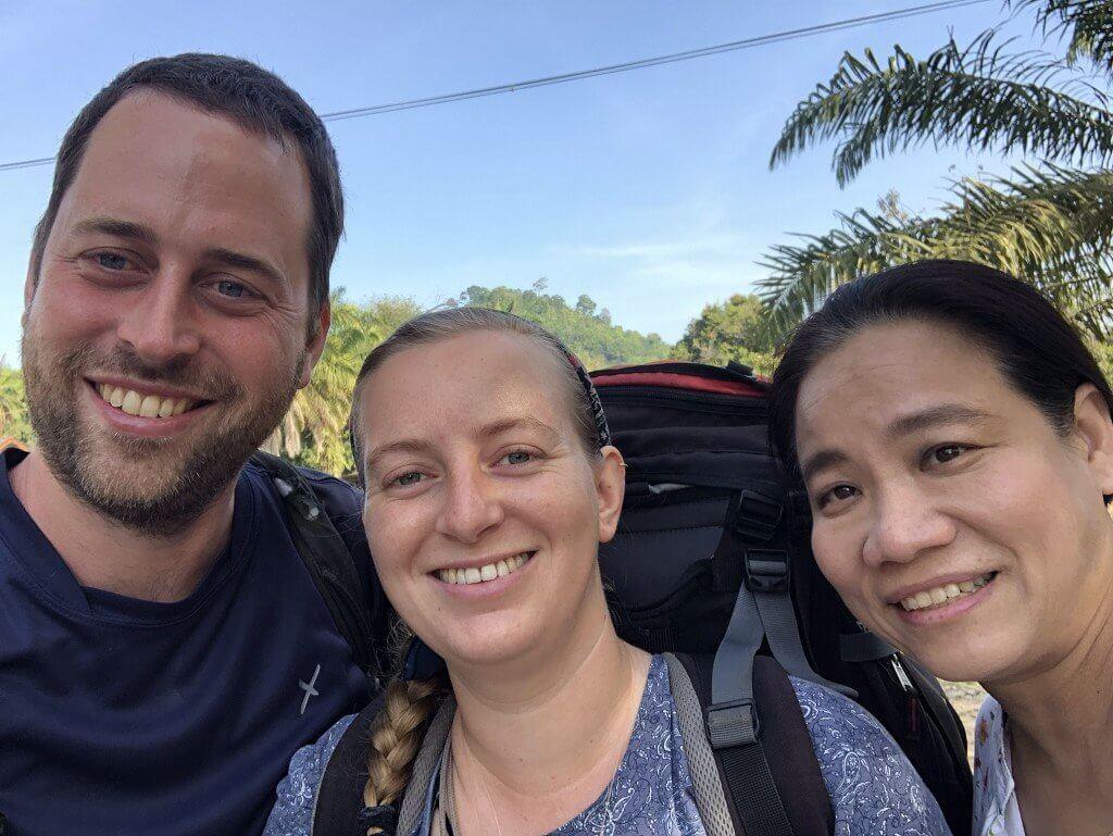 Hitchhiking Ranong to Ao Nang Extra 1