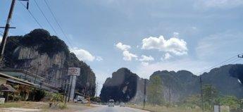Hitchhiking Ranong to Ao Nang Extra 11