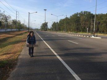 Hitchhiking Ranong to Ao Nang Extra 2