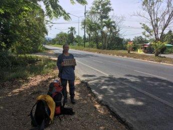 Hitchhiking Ranong to Ao Nang Extra 4