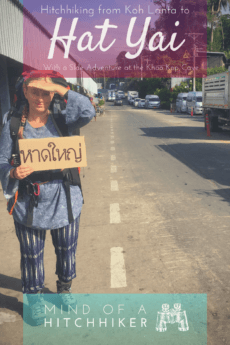 In February 2020, my partner and I hitchhiked away from the Thai island of Koh Lanta to Hat Yai. Our drivers took us on a little side quest to the Tham Le Khao Kop cave in Trang. It was amazing! #HatYai #KohLanta #hitchhiking #hitchhiker #hitchhikers #Krabi #Trang #Songkhla #Thailand #travel #spelunking #cave #caving #claustrophobia #southeatasia #asia #backpacking #backpack #slowtravel #Thai