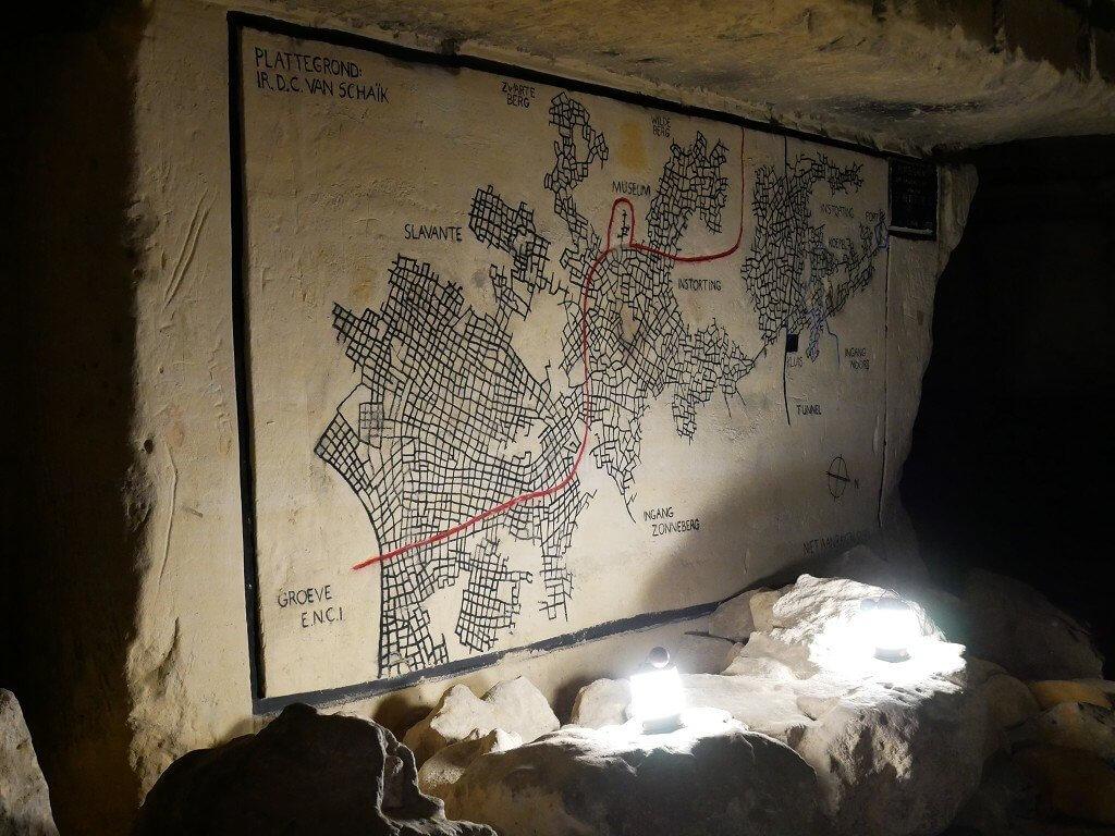 Maastricht summer casemates cave tour 2