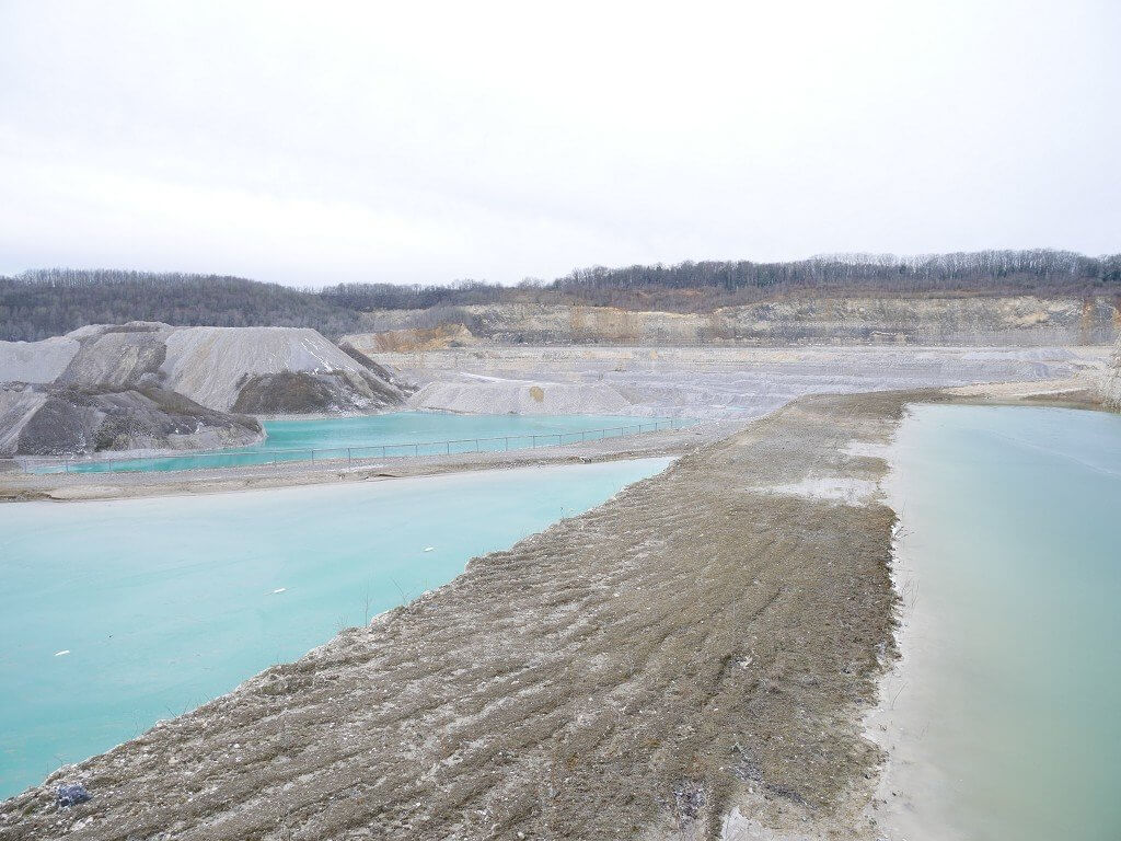 Winter ENCI quarry 2