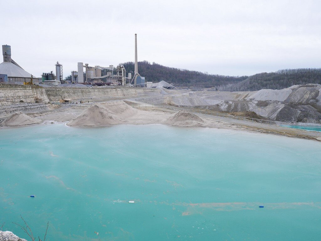 Winter ENCI quarry 4
