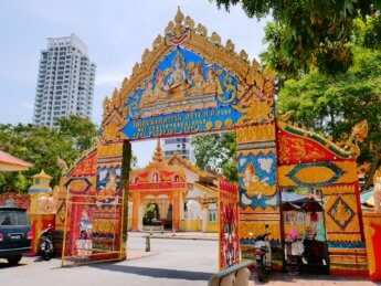 17 March Pandemic in Penang Buddhist temples