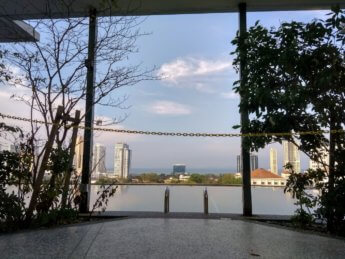 pool closed MCO malaysia pandemic in penang condo