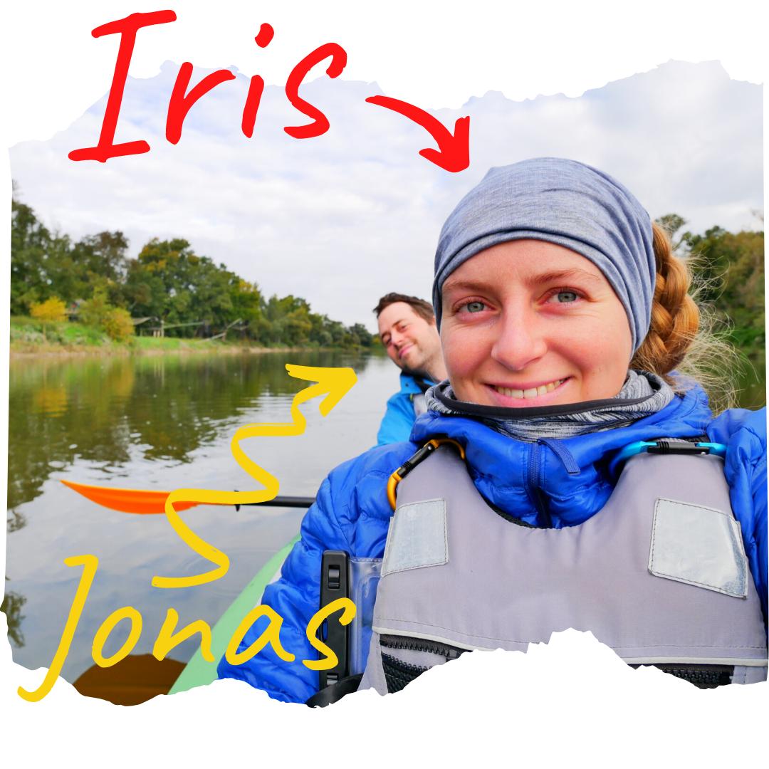 about me Iris Veldwijk Mind of a Hitchhiker Jonas Breuer