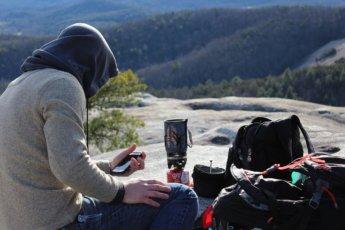 Stranger freecamping online outdoors nature