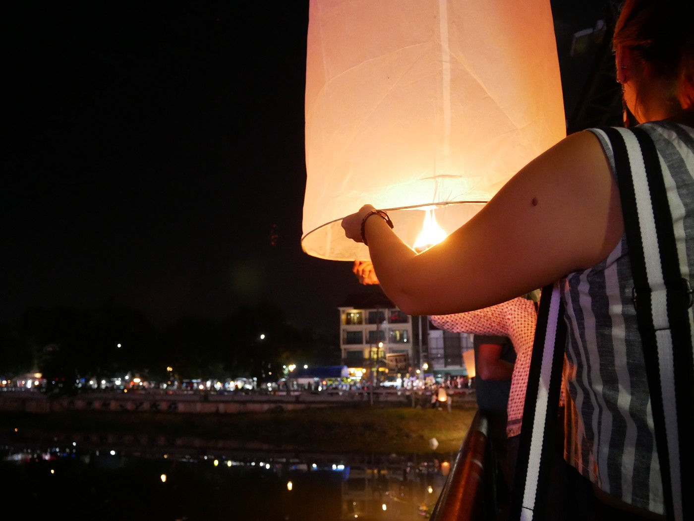 Loi Krathong 2019 Chiang Mai 1