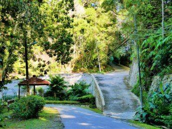 Penang Hill funicular hiking MCO 14