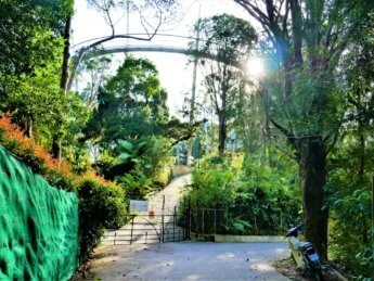 Penang Hill funicular hiking MCO 16