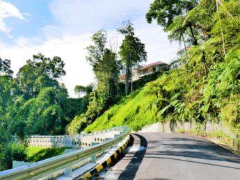Penang Hill funicular hiking MCO 19