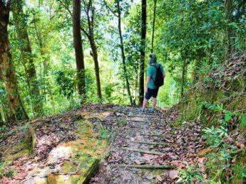Penang Hill funicular hiking MCO 31