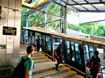 Penang Hill funicular hiking MCO 5