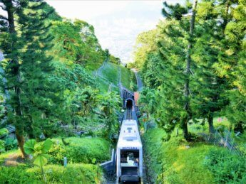 Penang Hill funicular hiking MCO 6