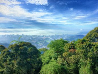 Penang Hill funicular hiking MCO 9