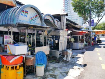 12 may hawker stands