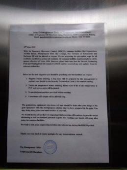 15 june 2020 penang elevator news gym