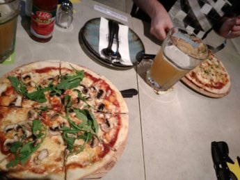 24th of june 2020 brew house pizza and beer