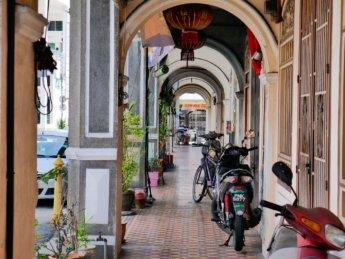 25 may walk through Penang arcade